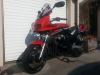 Yamaha FZS600 Fazer- lady owner, well looked after, worth a viewing!