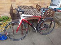 Giant rapid2 mens road bike only £250