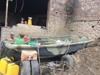 Dory boat for sale