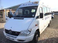 Mercedes Sprinter 411 CDI mini bus 16 seates