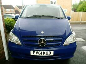 Mercedes vito 110 108k new mot