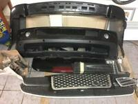 Range Rover sport overfinch set