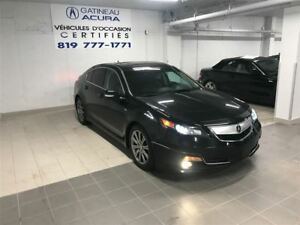 2014 Acura TL A-Spec  ACURA CANADA CERTIFIED PROGRAM 7 YEARS
