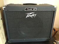 "PEAVEY Classic 30 1x12"" Combo Amplifier"