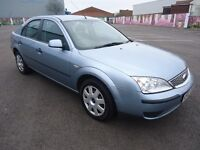 Ford Mondeo 1.8 LX 5dr 2007, Full Service History, 1 Former Owner, HPI Clear, Warranted Mileage