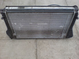 volkswagen group 1.9 diesel radiator plus fan