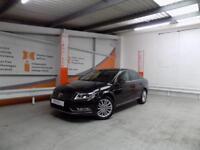Volkswagen Passat SPORT TDI BLUEMOTION TECHNOLOGY DSG (black) 2012-03-01