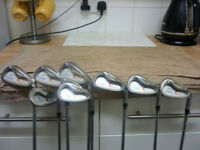 Ben Ross Golf clubs 4-SW super condition