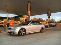 BMW convertible 330sport