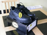 Shoes safety size 10 (New)