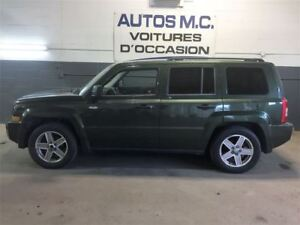 2008 Jeep Patriot 4x4, full(garantie 1 an inclus)