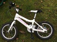 Ridgeback Honey girls aluminium bike