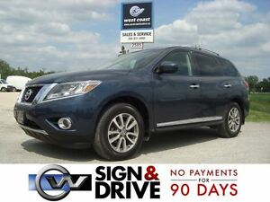 2014 Nissan Pathfinder SL 4WD *Heated Leather Seats/Remote Start