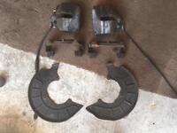Seat Leon Fr 312mm front brakes (vw audi skoda)