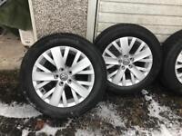 Volkswagen alloys