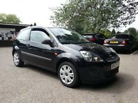 2007 Ford Fiesta 1.25 Style Climate, Ford Service History, Family Owned From New, 2 Keys, HPI Clear