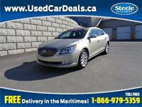 2014 Buick LaCrosse 3.6L Htd Lthr Alloys Sunroof Cruise