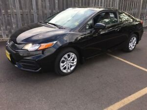 2014 Honda Civic Coupe LX, Automatic, Heated Seats, Only 48, 000