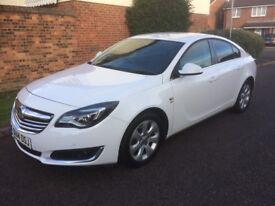 2014 Vauxhall Insignia 2.0 Diesel Hatch cdti ecoFlex (Star/Stop)