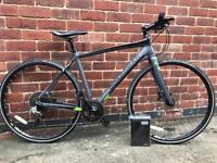 Mens 2016 Boardman Pro Hybrid Bike, RRP £1000, Perfect Condition!!