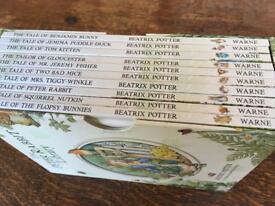 Boxed set of Peter Rabbit Libary