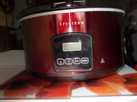 Slow Cooker 4.5 litre Digital