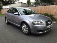Audi A3 1.6 FSI Special Edition 3dr LOW MILAGE BARGAIN!!!!