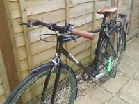 Mint Condition Single Speed Bicycle - Perfect for commuting