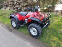 Honda 450 farm quad 4x4
