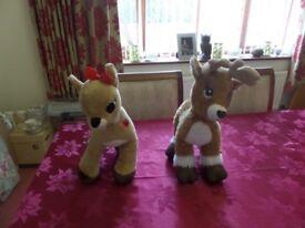 build a bear reindeers x2 christmas ?