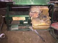 30 inch Ride behind cylinder mower