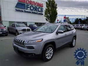 2015 Jeep Cherokee North - Woodgrain Interior Trim, 64,921 KMs