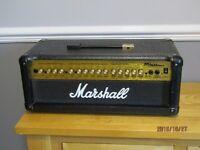 Marshall MG100 Watt HD FX Guitar Head