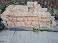 Approx 250 Hadrian Buff bricks