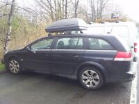 Vauxhall Vectra Estate 1.9CDTi (150bhp) 2007/57 plate spares or repairs