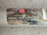 Sand Rod Holder, Rod holder, for sand, beach, grass...