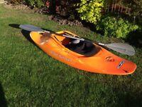 Kayak Wave sport Large Advanced Freestyle Playboat (Canoe, Boat, Water)
