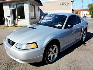2000 Ford Mustang Base - SUPERCHARGED