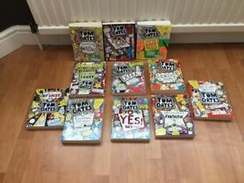 Tom Gates book collection of 11 Titles