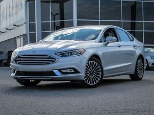 2017 Ford Fusion SE AWD| Navigation| Leather Interior