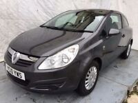 2010 Vauxhall Corsa 1.2 S 16v 3dr,Only 37500 Low Miles/Full service history/Hpi Clear/PH 07459871313