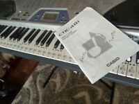 CASIO CTK-481 KEYBOARD