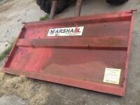 2 Marshall trailer tail doors £100 each