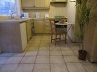 ALL BILLS INCLUDED! SUPERB SPACIOUS GROUND FLOOR STUDIO FLAT WITH REAR PATIO NEAR ZONE 3 TUBE