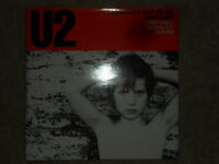 U2 TWO HEARTS BEAT AS ONE / ENDLESS DEEP 7inch double single set