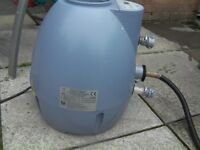lay z spa pump/heater x 2 faulty lay-z-spa lazy spa inflatable hot tub