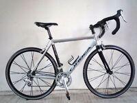 "(2208) 700c 54cm Lightweight Aluminium ORBEA AQUA ROAD BIKE BICYCLE; Height: 160-180 cm (5'3""-5'11"")"