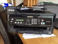 Epson WorkForce WF-2530WF 4-in-1 Colour Inkjet Printer Double-sided Printing (new)