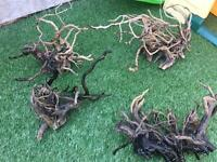 Azalea Root For Aquarium