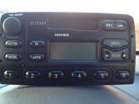 Ford van radio